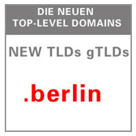 .berlin DOT BERLIN DIE NEUEN CITY GEO TLDs gTLDs DOMAINENDUNGEN