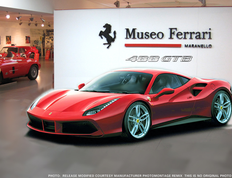 der ferrari 488 gtb sensationeller fahrspass mit dem boliden info wiki de. Black Bedroom Furniture Sets. Home Design Ideas