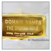 HANDEL MIT INTERNETADRESSEN - DOMAINNAMEN, DIGITALES GOLD? DOMAINNAMES, THE DIGITAL GOLD? DOMAINNAMEN, DIGIALE GOLDBARREN?